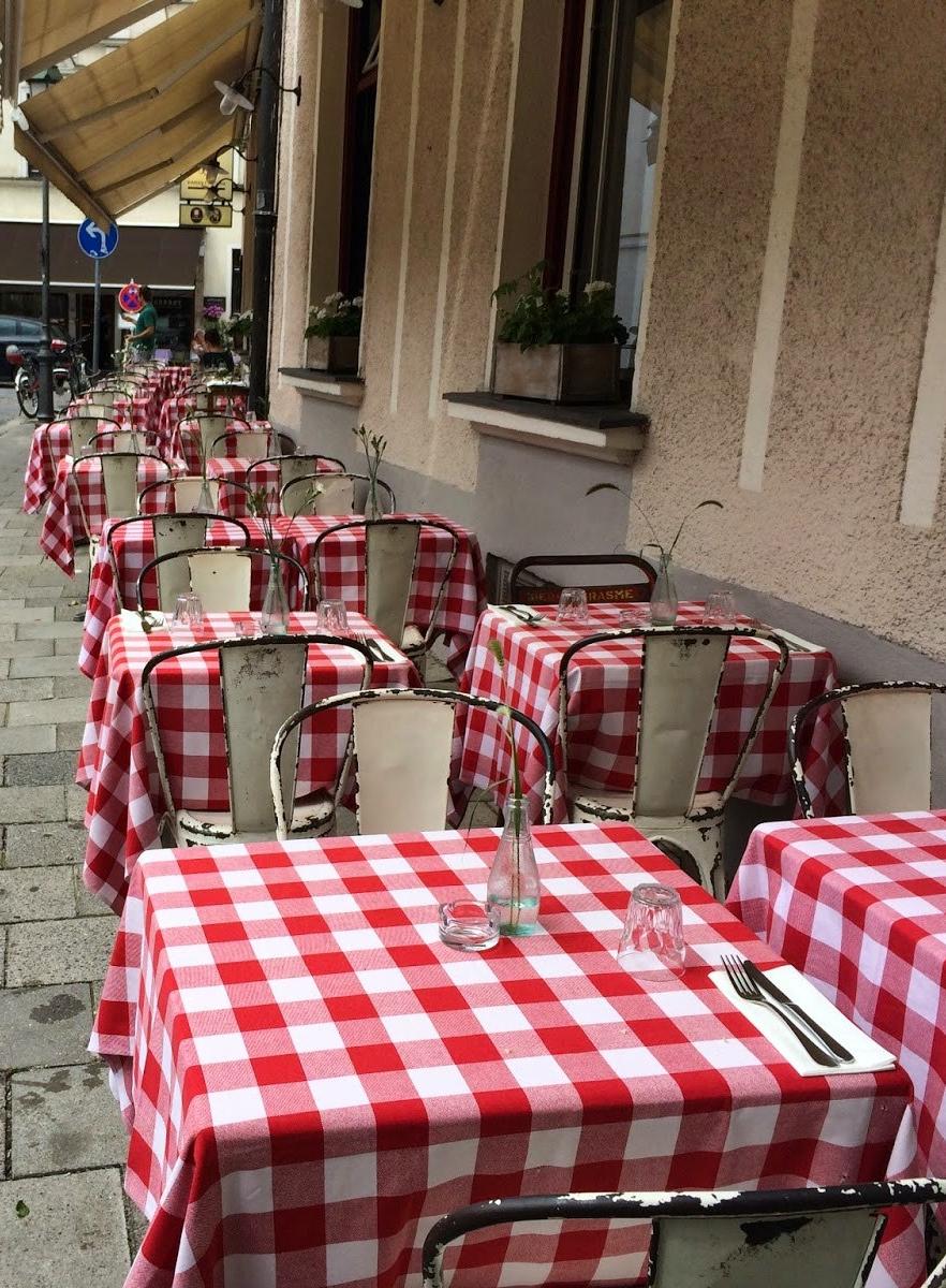 Seerose Restaurant - Schwabing - Munich - Wahlmünchnerin