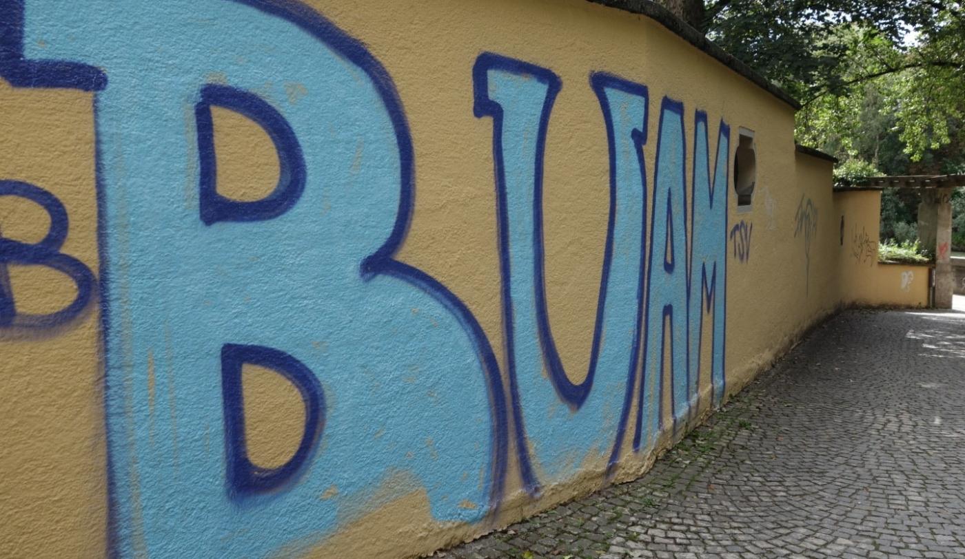 Buam - Munich - Muffathalle - Volksbad - Wahlmünchnerin