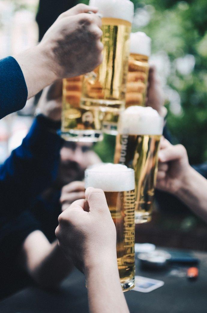 Prost - Munich - Beergarden - Wahlmünchnerin