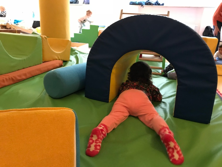 Soft Play Structures at Kleine Sportgeister