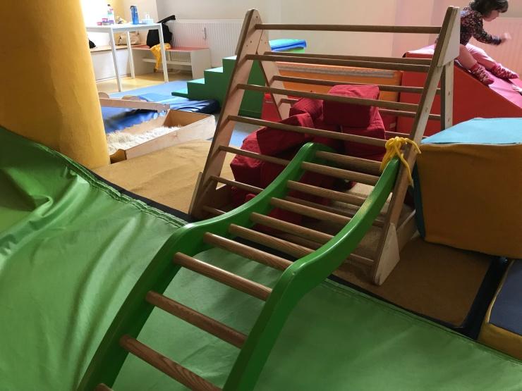 Kleine Sportgeister - soft play structures - Wahlmünchnerin