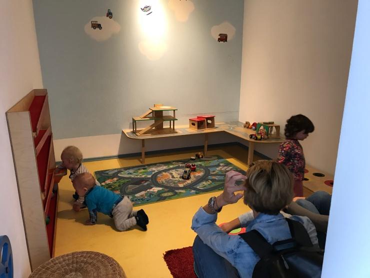 Kleine Sportgeister - side room with wooden toys - Wahlmünchnerin - Munich - Schwabing
