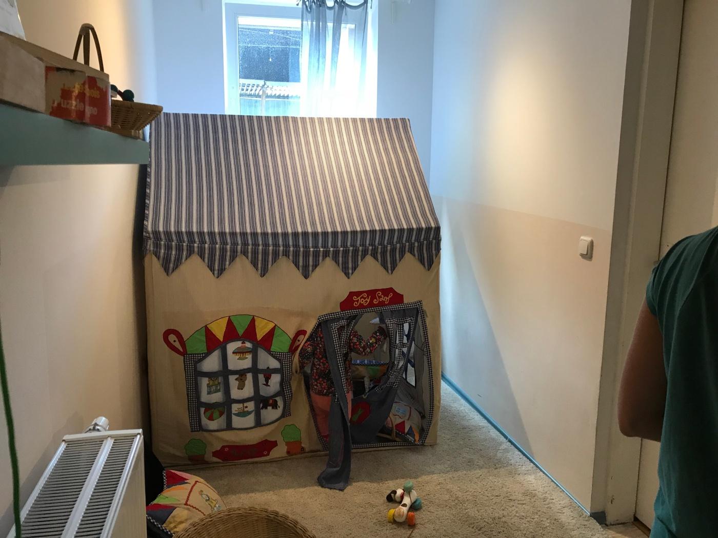 Kleine Sportgeister - Playhouse - Wahlmünchnerin