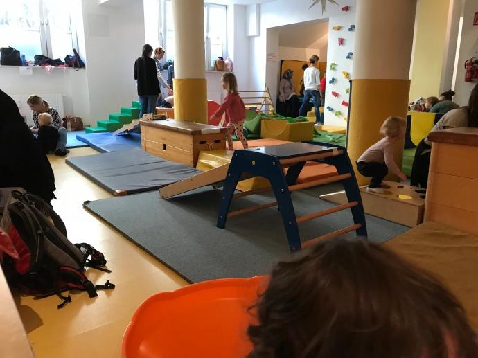 Kleine Sportgeister - Main Room - Wahlmünchnerin - Schwabing - Munich