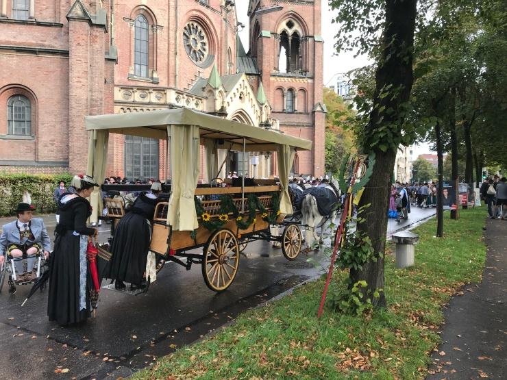 Trachten- und Schützenzug - Munich - Octoberfest 2018 - Carriage - Wahlmünchnerin