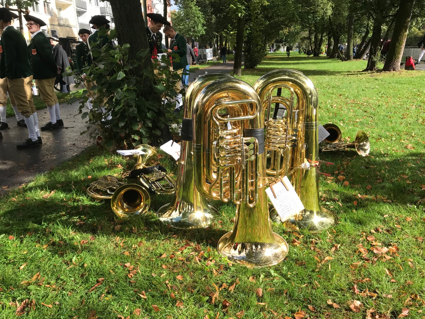 Trachten- und Schützenzug - Munich - Octoberfest 2018 - Wahlmünchnerin