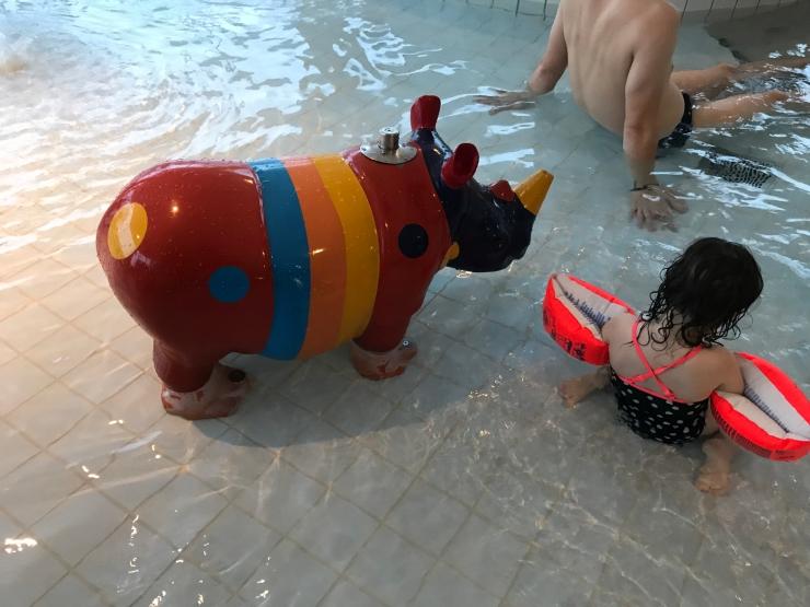 westbad kiddie pool - westbad munich