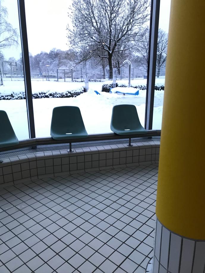Westbad in winter - Wahlmünchnerin