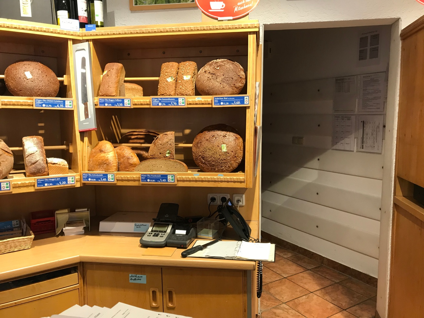 Hopfisterei Bread - Buying Bread in Germany - Munich Bread